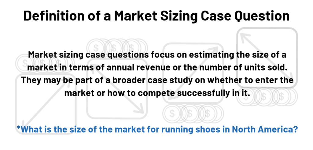 Market Sizing Case Definition