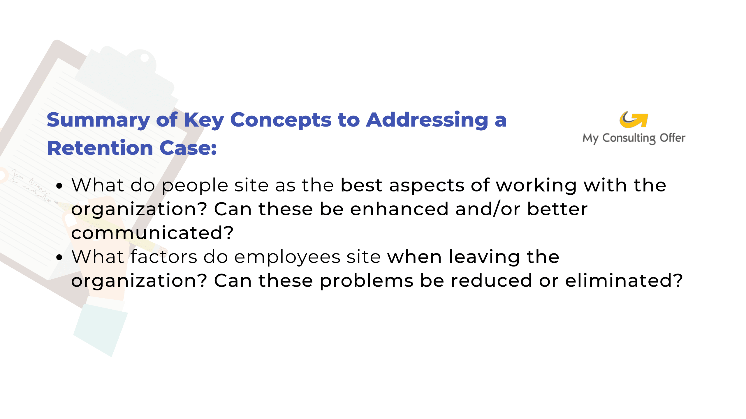 case study preparation Archives | My Consulting Offer