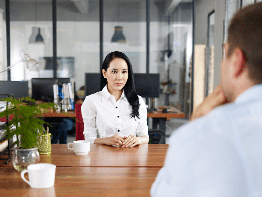 Interviewer- vs. Interviewee-Led Case Interviews: an example